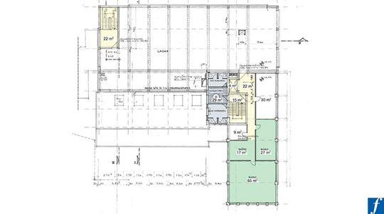 Planvorschau Büro Gütenbach