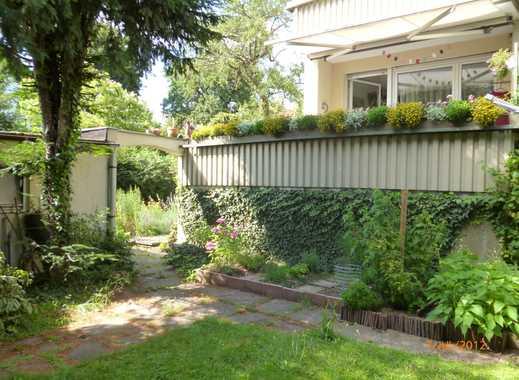 ruhige 3-Zimmer EG-Whng. in 3-Fam.haus , Garten, Terrasse, Garage