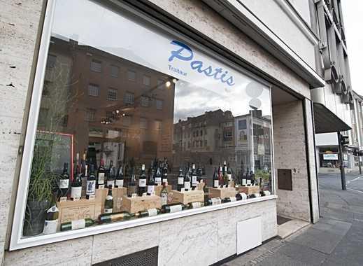 Gastronomiefläche mit Ladenlokal zu vermieten - zentral gelegen- ideal für ein Restaurant oder Café