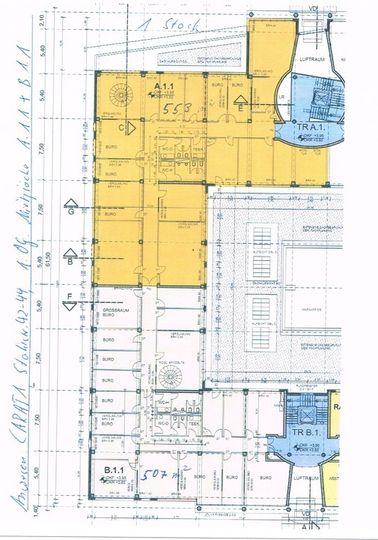 Grundriss A.1.1. 553 m²