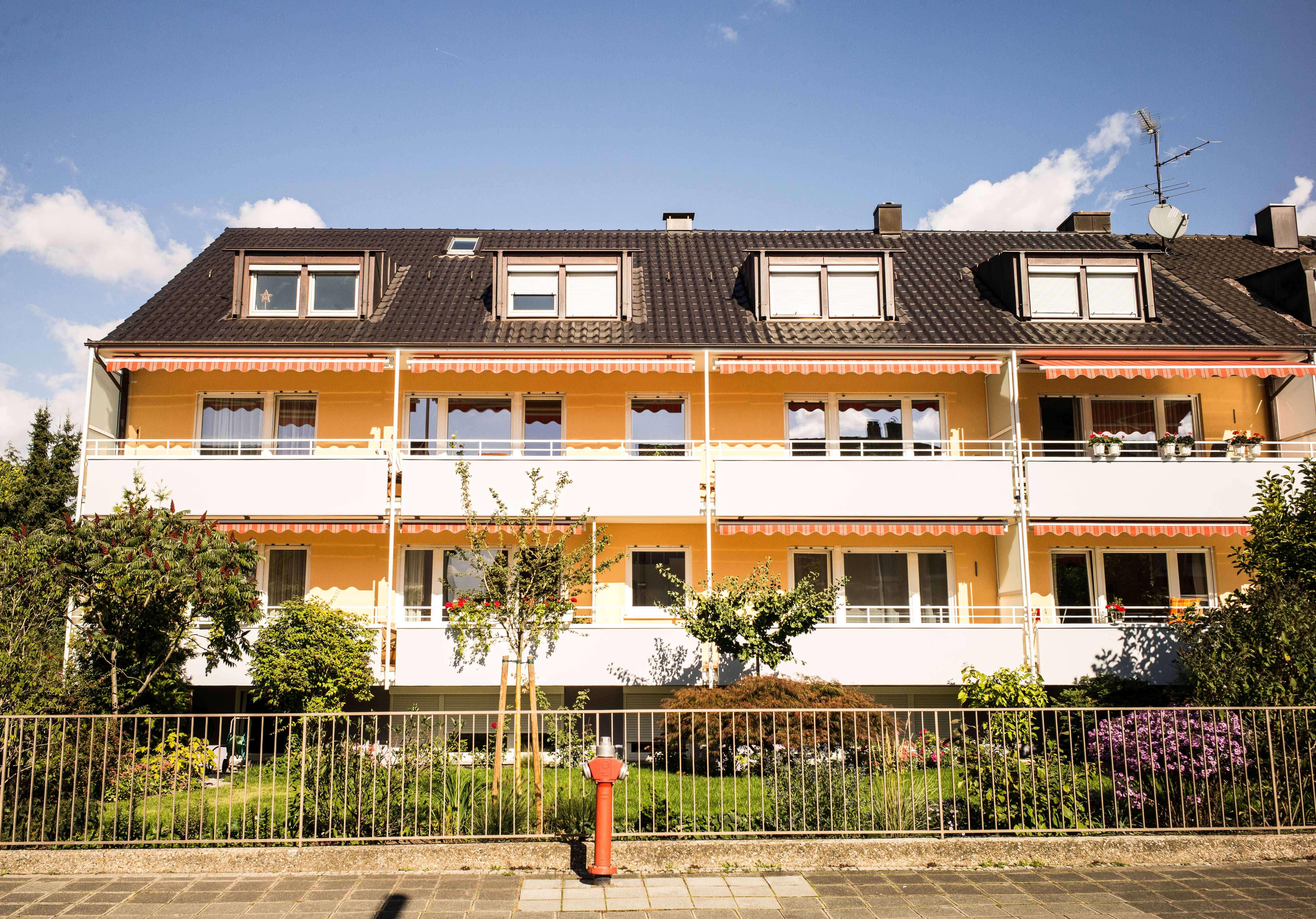 Repräsentative 4,5-Zimmer-Wohnung in Nürnberg-Thon in Thon