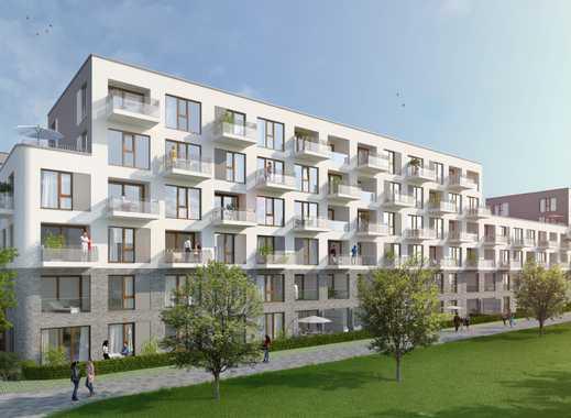 PANDION PENTA 2.BA. - Kompakte 3-Zimmer-Wohnung mit großem Bad und Loggia