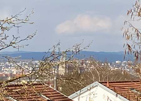 Im Grünen und Stadtnah: Lichtdurchflutete sehr ruhige 2,5-Zi-Gallerie-Wohnung mit Balkon und EBK in Kumpfmühl-Ziegetsdorf-Neuprüll (Regensburg)