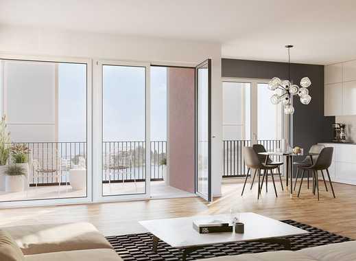 Direkt an der Dahme! Elegante 3-Zimmer-Wohnung auf ca. 94 m² im erfolgreichen Projekt 52°Nord