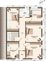 Bild Teilmöbliertes Zimmer (20,5qm) in 4er-WG