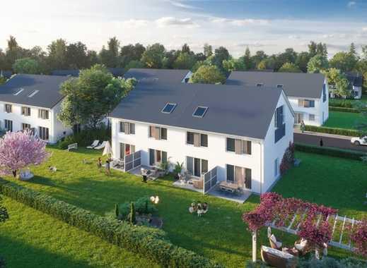 Familienfreundliches Reihenmittelhaus in Leipzig-Mölkau inkl. Grundstück und sonniger Terrasse