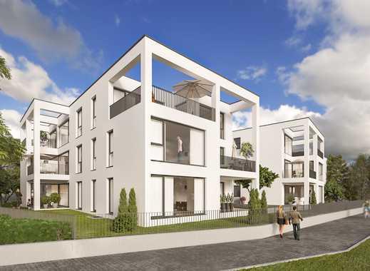 Moderne ,drei Zimmer EG-Wohnung in Offenbach (Kreis), Mühlheim am Main