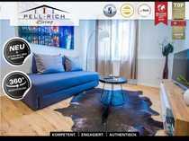 GEFRAGT Renovierte vollmöblierte 2-Zimmer Altbauwohnung