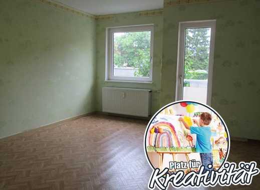 Kleine 3 Zimmerwohnung *ebenerdige Dusche*