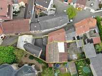 Abbruchgrundstück im Zentrum von Flonheim -