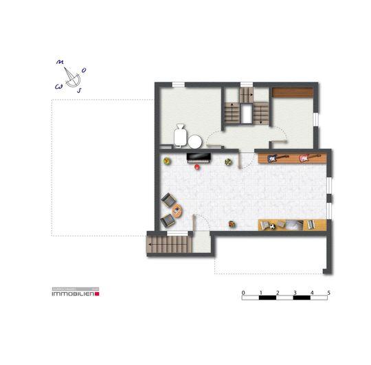 Freistehendes Einfamilienhaus Mit Vorgelagertem B Rogeb Ude