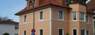 Stilvolle Wohnung in einer Innenstadtvilla mit Südbalkon