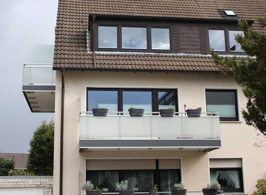 Gepflegte 2-Zimmer-Wohnung mit Balkon in Essen Haarzopf zum 01.07.2019 frei