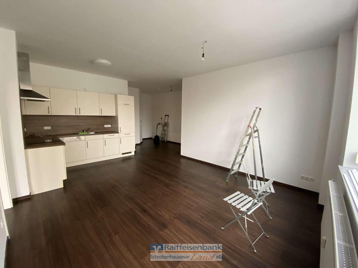 Zentrale 2 Zimmer-Obergeschosswohnung in