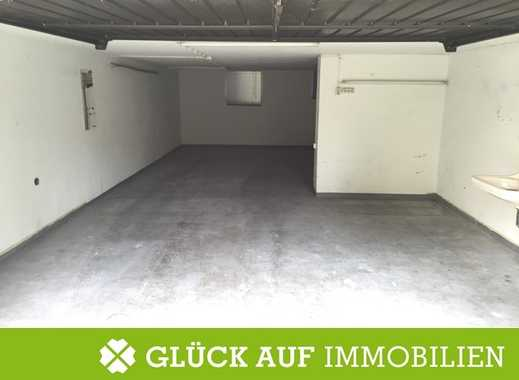 Große Garage (Platz für 2 Autos) in Essener Südviertel ab sofort zu vermieten