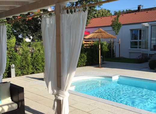 Exclusiver Bungalow mit Pool und Lounge - provisionsfrei