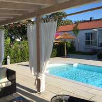 Exclusiver Bungalow mit Pool und