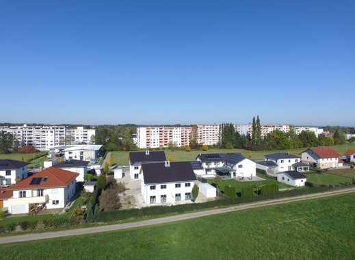 ... Erstbezug in ca. 136 m² Neubau-DHH mit Garten in ruhiger Lage in Mühldorf-Süd ...