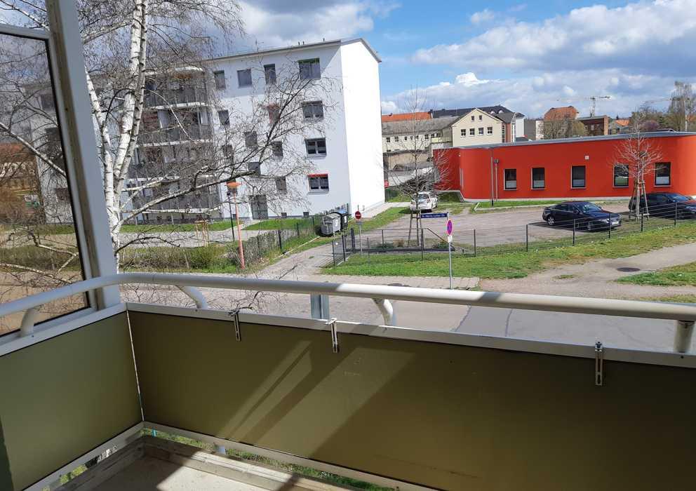 2-Zimmerwohnung mit Balkon und Tageslichtbad
