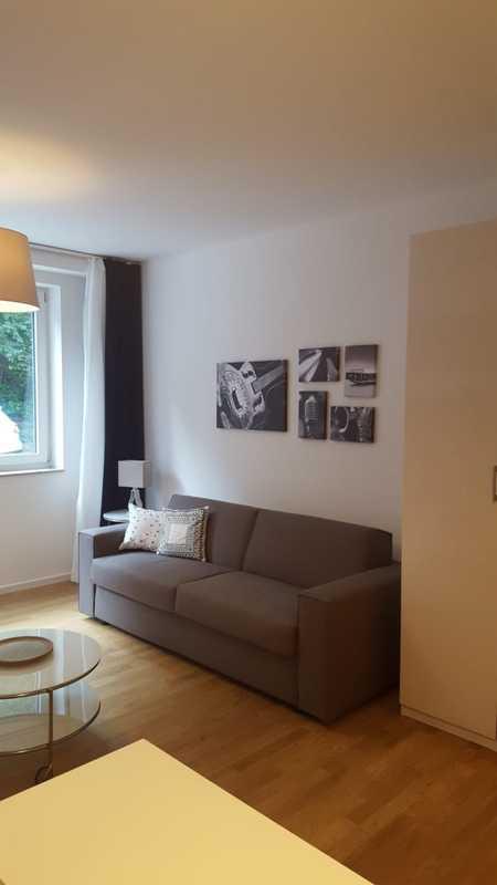 900.0 € - 31.0 m² - 1.0 Zi. in Thalkirchen (München)