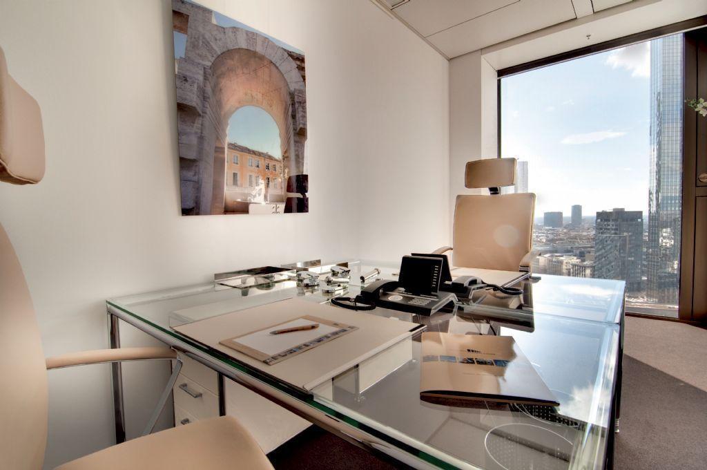 Moderne luxus büro  OpernTrum - Luxus-Büro mit Ausblick - Natürlich mit Büroservice