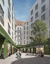 Bild Wohnen im Facettenreich - Exklusive 3-Zimmer-Wohnung mit Dachterrasse!