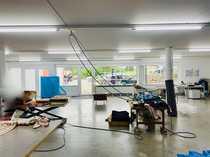 Repräsentative Gewerbeflächen Verkauf Werkstatt Lager