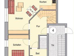 Wohnung 4_Dachgeschoss