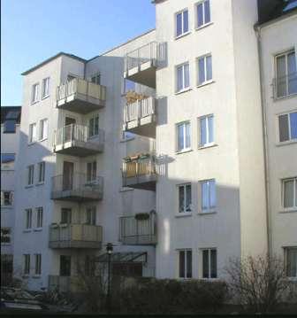 Schöne 4-Zimmer Wohnung mit Balkon in der Altstadt