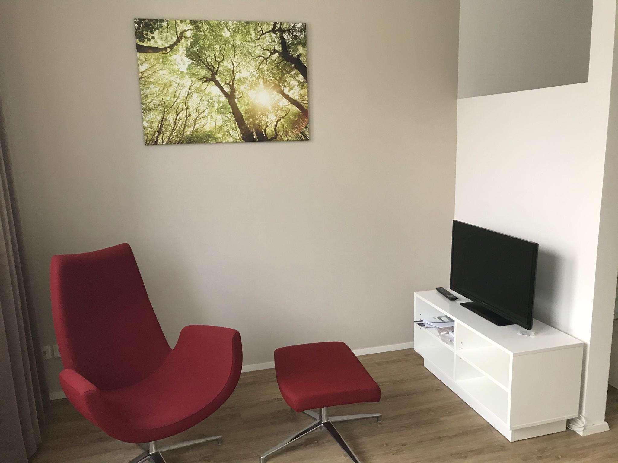 Exklusiv möbliertes 1 - Zimmer Apartment in der Innenstadt Nürnbergs in