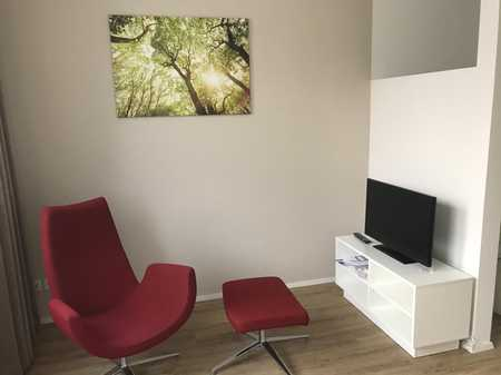 Exklusiv möbliertes 1 - Zimmer Apartment in der Innenstadt Nürnbergs in Marienvorstadt (Nürnberg)