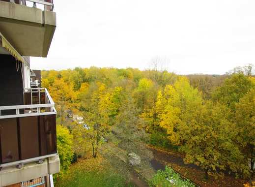 Helle 4 Zimmerwohnung mit Blick ins Grüne und EbK