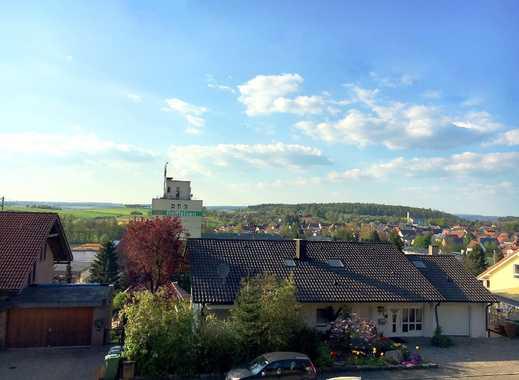 Helmstadt: Schönes Grundstück in Hanglage mit Blick über Helmstadt -provisionsfrei!!! (# 3692)