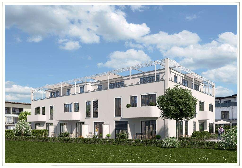 Exklusive 2-Zimmer-Wohnung mit Dachterrasse in Haimhausen