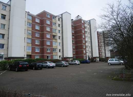 OHZ-Tenever, Gepflegte 1 1/2 Zimmer Wohnung mit Personenaufzug, TG-Stellplatz, Keller und Loggia