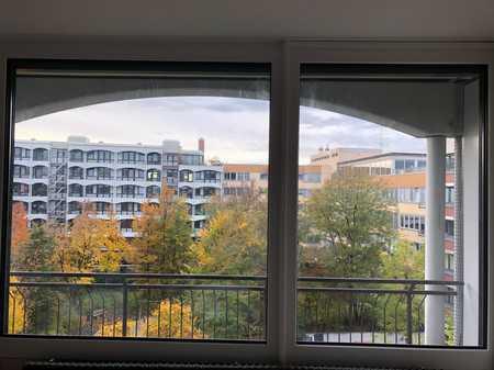 Helle, ruhige  Wohnung,  Bad und Küche NEU in Bogenhausen (München)