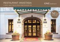 Restaurant Anastasia in bester Lage