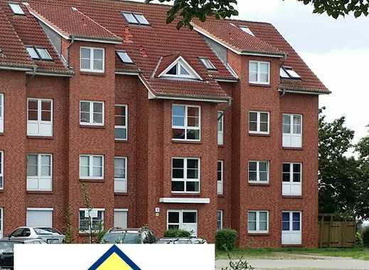 Preiswerte Apartmentwohnung mit Terrasse und Einbauküche