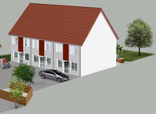 3 Reihenhäuser mit Ausbaureserve und Garten - Haus 3