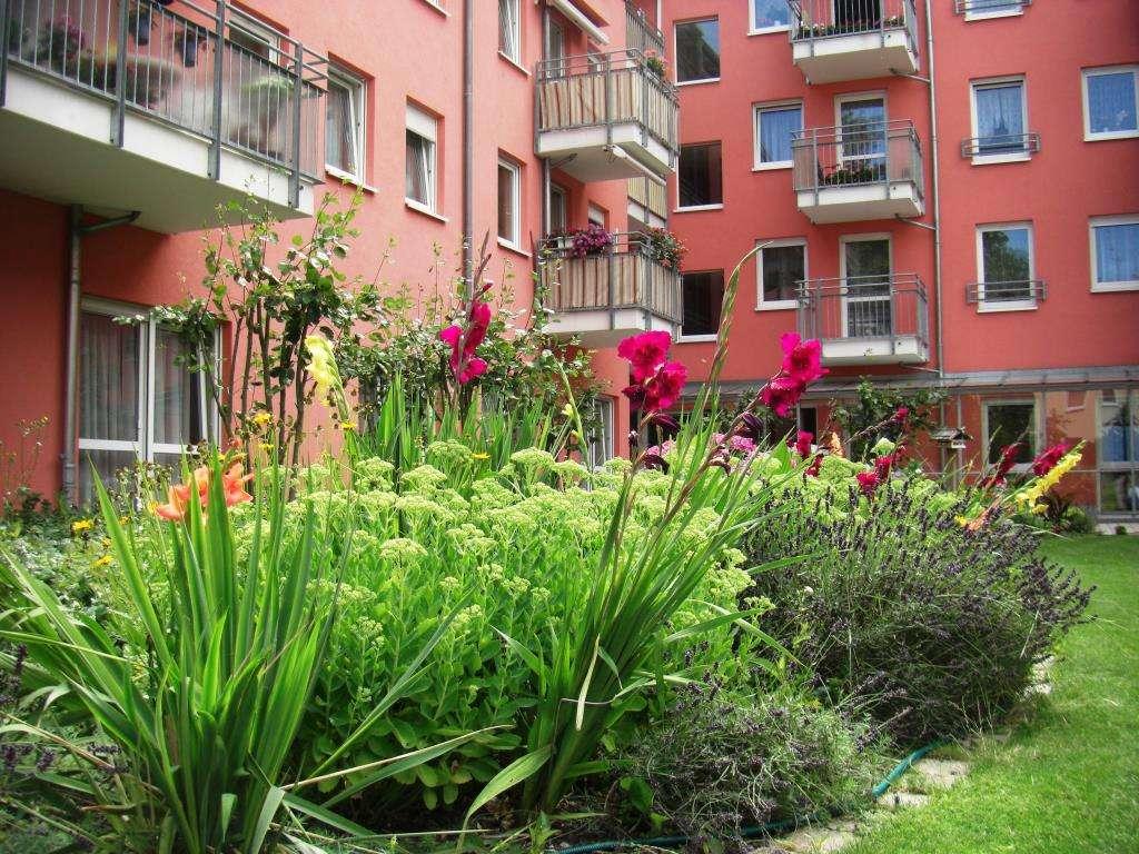 Seniorenwohnzentrum _max_am Rennweg ab 60 Jahren - 2-Zimmer-Wohnung in Wöhrd