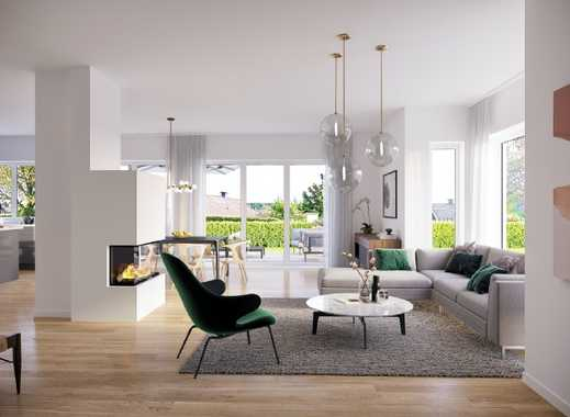 NEU Leben am Wörthsee - Großes NEUBAU Einfamilienhaus in absolut ruhiger Süd+West-Lage (letzter BA)