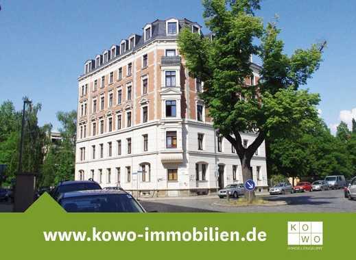 Großzügige 2-Raum-Wohnung mit Laminat und Badewanne in Leipzig - Anger-Crottendorf