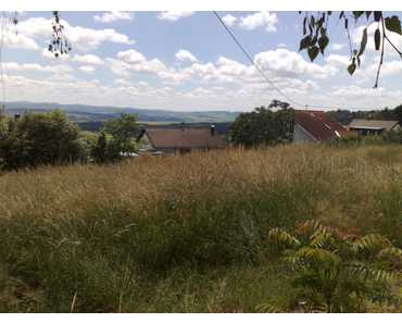 Baugrundstück mit Baugenehmigung für 5 Ferienhäuser in Adenau Aremberg in Adenau