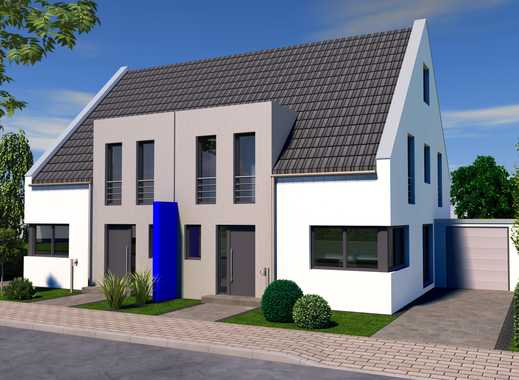 Nur noch eine Doppelhaushälfte frei! KfW 55 Doppelhaushälfte auf schönem Grundstück in Metzkausen