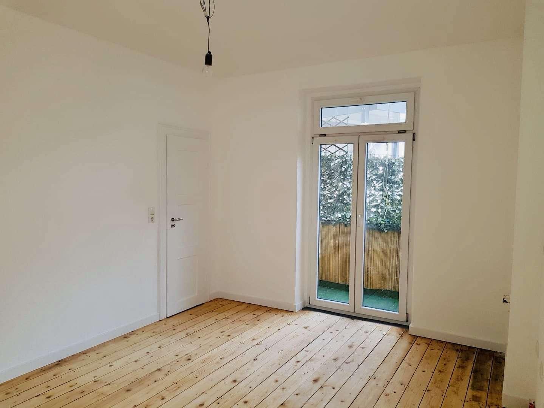 Erstbezug: Helle 2-Zimmer-Wohnung mit Balkon in Sanderau. in