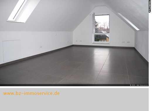 2 Zimmer Dachgeschosswohnung mit Blick ins Grüne