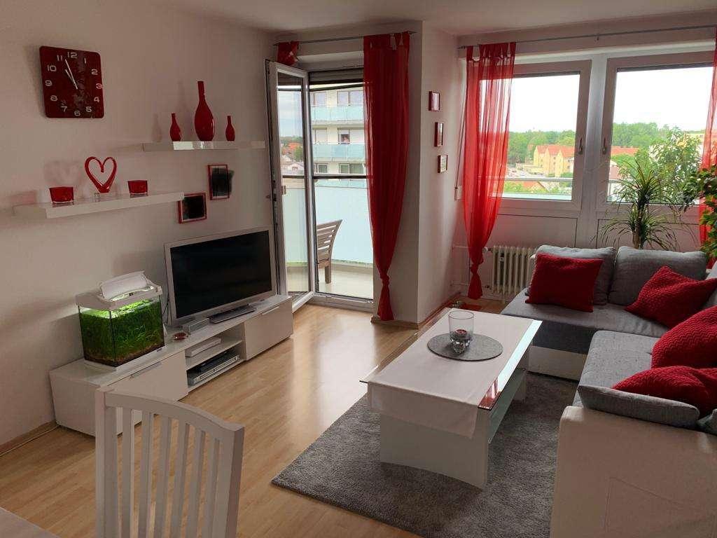 Gepflegte 2-Zimmer-Wohnung mit Balkon