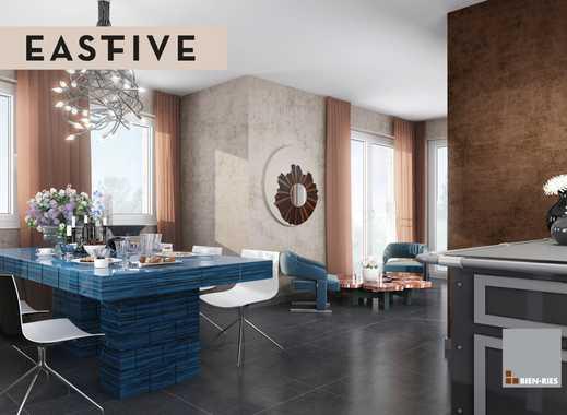 3-Zimmer-Wohnung mit durchdachtem Wohnkomfort, Loggia und Balkon im Frankfurter Ostend
