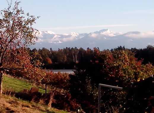 Idylisch wohnen mit Berg- und Seesicht (Wasserburg OT)