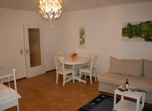 Schöne kleine Wohnung in idyllischer Lage